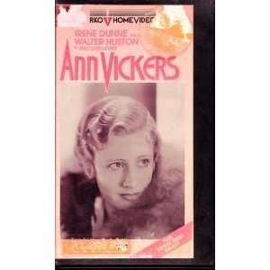 Ann Vickers [VHS] (1933)
