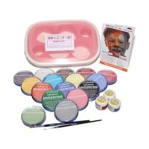 Snazaroo Face Painting Products P 10014 PARTY KIT Snazaroo