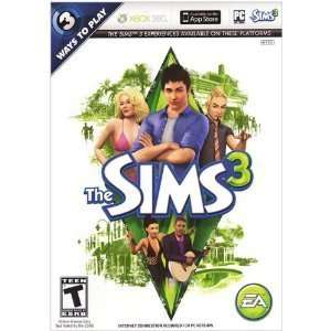 The Sims 3: 3 Ways to Play   Playstation 3, App Store