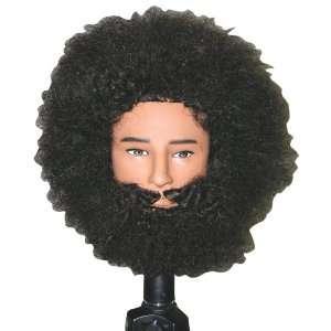 Celebrity Tyrone Cosmetology Ethnic Human Hair Manikin