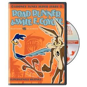 Looney Tunes Super Stars Road Runner & Wile E. Coyote