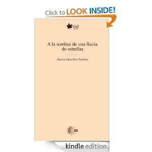 la sombra de una lluvia de estrellas (Spanish Edition): Dunia