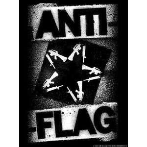 Anti Flag   Poster Flags: Home & Kitchen