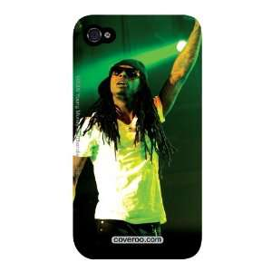 Lil Wayne Wave Design on AT&T iPhone 4 Case by Coveroo
