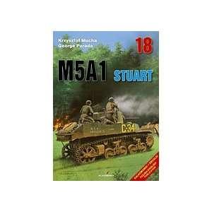 Kagero Photosniper: M5A1 Stuart: Toys & Games