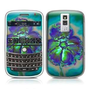 Amys Flower Design Protective Skin Decal Sticker for BlackBerry Bold