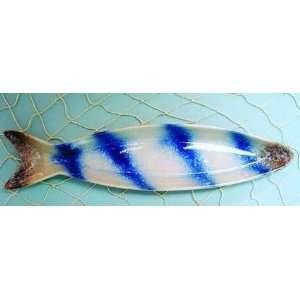 Ceramic Fish Cracker Tray