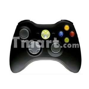 Wireless Controller for XBox 360 Black Video Games