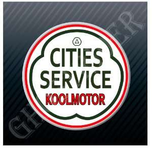 Ciies Service Company Koolmoor Gas Oil Gasoline Old