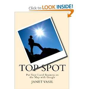 Business on the Map with Google (9781453724965) Janet Vasil Books