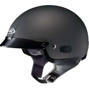 HJC IS 2 Open Face Motorcycle Helmet Matte Black Extra Small XS 480