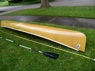 Wenonah Kevlar Canoe We No Nah Winona ~ Fantastic Condition ~ Barely