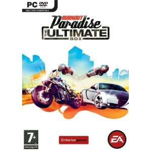 Burnout Paradise The Ultimate Box Video Games