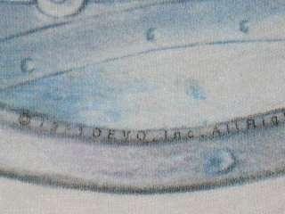 Original DEVO 1981 PROMO T SHIRT vtg tour concert NOS