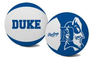 Duke Blue Devils Alley Oop Youth Size Basketball