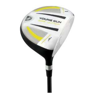 Young Gun SGS Junior Golf Club 15° Driver Yellow Ages 3 5