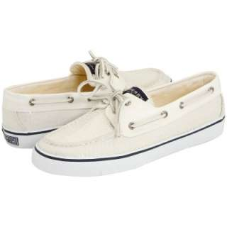 Sperry Top Sider Boat Style Shoe Canvas Upper Rubber Sole Canvas