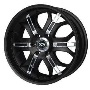Black w/ Chrome Trim) Wheels/Rims 6x139.7 (453 295 8410BK) Automotive