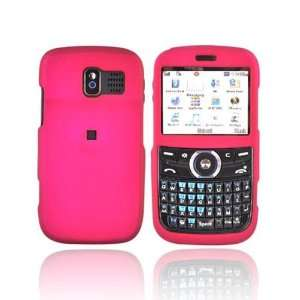 For Pantech Link P7040 Rubberized Hard Case Rose PINK