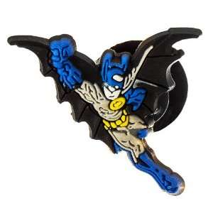 DIY Jewelry Making Batman jumps croc charm Arts, Crafts