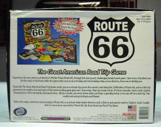ROUTE 66   The Great American Road Trip Game Complete