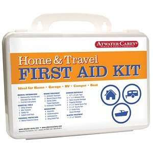 Atwater Carey Home & Travel First Aid Kit: Home