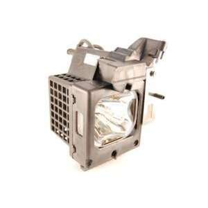Sony XL 5000 replacement rear projector TV lamp with housing   high