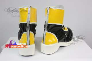 Kingdom hearts Sora cosplay shoes B2 02 custom made