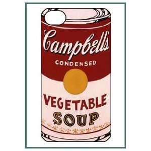 Andy Warhol Campbells Soup Fun Funny Cute Pop Art Vintage