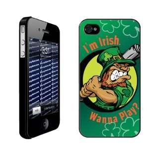 St. Patricks Day Irish Designed Fighting Irish Wanna Play