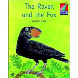 The Raven and the Fox ELT Edition (Cambridge Storybooks