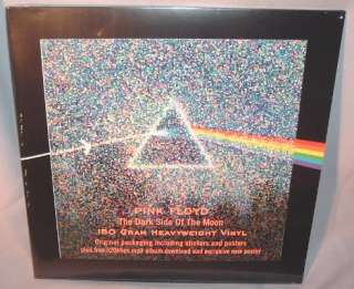LP PINK FLOYD Dark Side of the Moon LTD MINT NEW SEALED