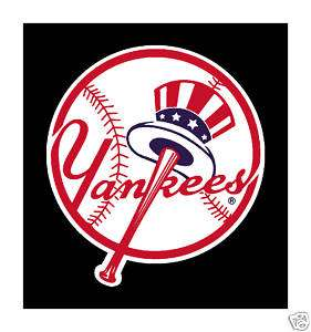 New York Yankees Logo Decal Sticker Color 3.5x4 #3