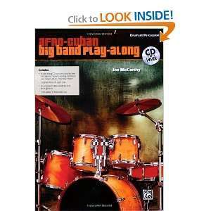 for Drumset/Percussion (Book & CD) [Paperback] Joe McCarthy Books