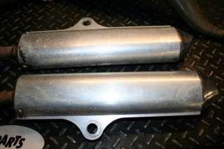 Yamaha Banshee 350 YFZ350 FMF full exhaust muffler pipe