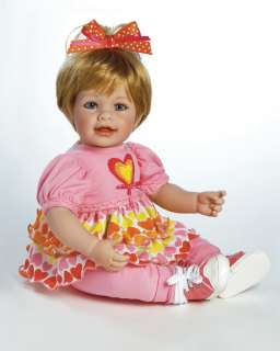 2011 HOPSCOTCH & HEARTS 20 Charisma Adora Doll Toddler