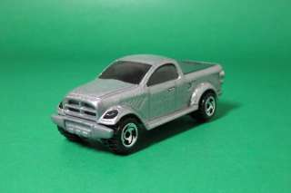 Wheels 1/64 Scale 1999 Dodge Power Wagon Concept/Show Ram Pickup Truck