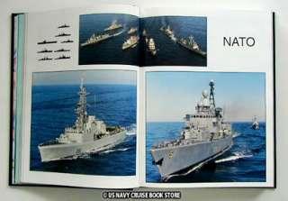 USS AMERICA CV 66 MEDITERRANEAN CRUISE BOOK 1991 1992