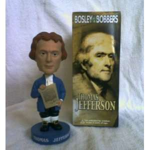 Thomas Jefferson Bosley Bobber Bobblehead: Everything Else