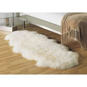 Bowron Gold Star Double Long Wool natural shaped 2 piece