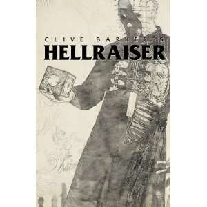 HELLRAISER #3 RETAILER INCENTIVE COVER CLIVE BARKER