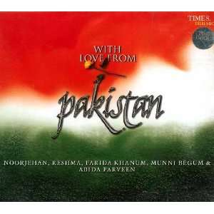 : Noorjehan, Reshma, Farida Khanum, Munni Begum, Abida Parveen: Music