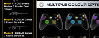 ULTRA V2 10 Mode Xbox 360 Rapid Fire Controller ,Modded, Modified,New