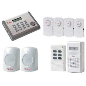 NEW Wireless Security Alarm System   QSDL503AD Camera