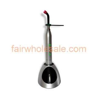 Dental 5W Wireless Cordless LED Curing Light 2000mw CL8 + FREE