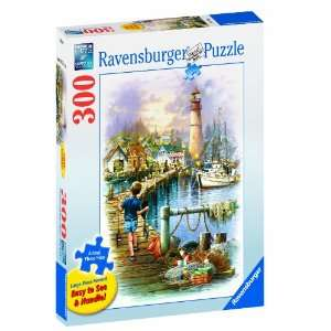 Ravensburger Big Catch   300 Pieces Large Format Puzzle