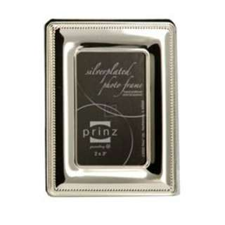 2X3 ANGELICA SILVER PLATE FRAME