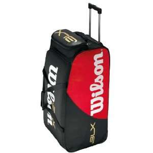 WILSON BLX Tour Traveler Wheels Tennis Bag Sports