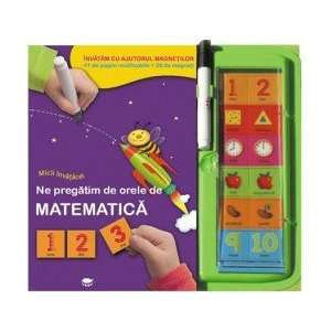 Ne pregatim de orele de matematica (9789738956643): Fara