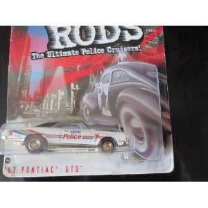67 Pontiac GTO Atlanta ,GA. Police 2000 Cop Rods Series 2